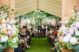 outdoor wedding decorations ireland elegant outdoor wedding