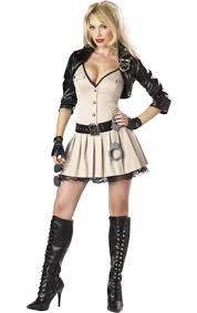 Halloween Costumes American Traffic Costume Women Cops Halloween Costumes