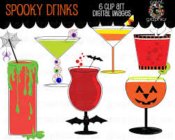 halloween clipart halloween party printable cocktail drink clip