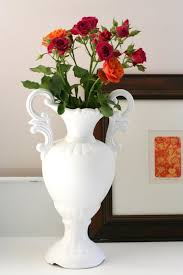 How To Paint A Vase Lilyfield Life How To Paint A Vintage Ceramic Vase