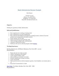 leadership skills resume sample resume examples bank teller free resume example and writing download bank teller resume objective template design