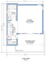 guest house floor plan tiny guest house floor plans house plan