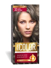 hair color for 45 hair color aroma color 33 ash blond 45 ml hair dying