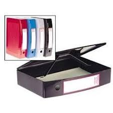 boite de classement bureau plastique bureau boîte de classement en différentes couleurs