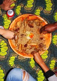 cuisine simple et bonne un petit riz gras au soumbala c est bon c est simple à cuisiner