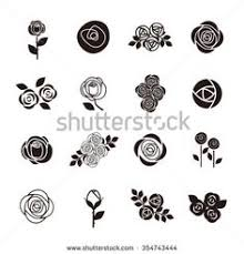 Rose Flower Design Tattoo Design English Red Rose And Flower Of Scotland The Thistle