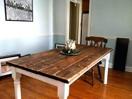 build a rustic dining room table rustic dining table diy build dining room table how to build a
