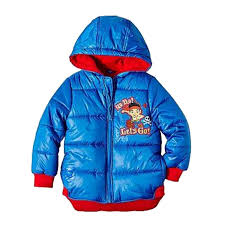 disney toddler little boy blue jake pirate coat winter