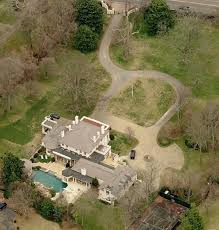 celebrities homes aerial photo of martina mcbride u0027s home in