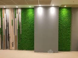 green scandinavian wall garden design gaja decor group