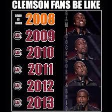 Clemson Memes - clemson sucks imgur