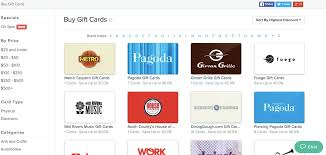 buy gift cards discount this website hack will let you buy gift cards at almost 50