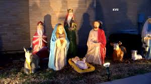 Home Interiors Nativity Set Nativity Scene Videos At Abc News Video Archive At Abcnews Com