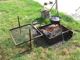 Firepit Grates Outdoor Pit Cooking Grill Grate Outdoor Designs