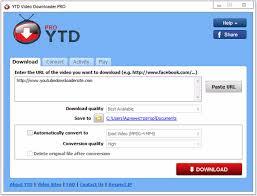 youtube downloader free software for downloading videos ytd video downloader pro 5 9 7 4 crack