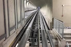 ascensore a cremagliera ascensore di villa scassi fermo sei volte in una mattina