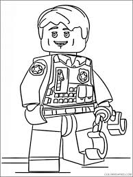 lego police coloring pages printable coloring4free coloring4free
