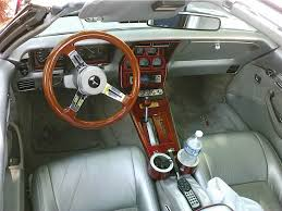 The Beast Car Interior It Came From Ebay 1981 C3