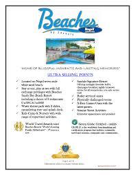 beach resort negril jamaica merrill u0027s resort