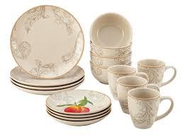 dining room white dish sets stoneware dinnerware sets