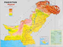 Geographical Map Geographical Location Of Pakistan Pakistan Embassy Tokyo Japan