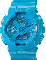 light blue g shock watch ga110b 2 g shock casio usa
