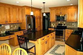 how to update honey oak kitchen cabinets wooden cabinets vintage golden oak kitchen cabinets