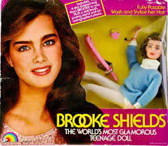 amazon com brooke shields doll 1982 toys u0026 games