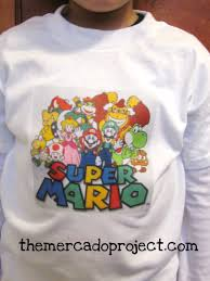 t shirt themercadoproject