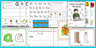 letter formation workbook a z handwriting letter formation