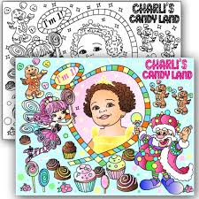 nicole u0027s party coloring pages candyland custom coloring