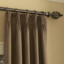 Pinch Pleated Lined Drapes Inspiring Pinch Pleated Curtains And Drapes Aaa Upholstery North