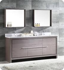 Bathroom Vanities Modern Style Brilliant Contemporary Bath Vanities Regarding Bathroom Vanity