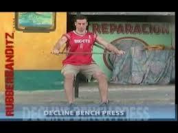decline bench press muscles decline bench press