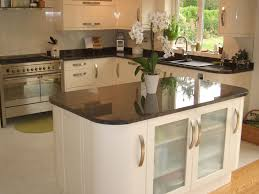 granite countertop how to modernize kitchen cabinets black