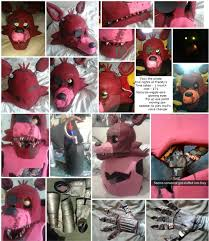 five nights at freddy s halloween update foxy five nights at freddy u0027s cosplay by sasukeharber on deviantart