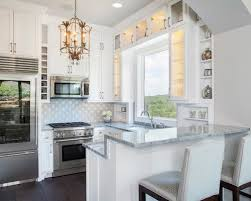 houzz small kitchen ideas best 70 small kitchen ideas remodeling pictures houzz impressive