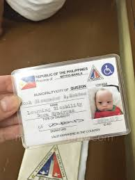Sle Of Barangay Certification Letter How To Apply For A Pwd Id In Quezon City Manilamommy Com