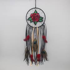 gift to india new fashion gift india ribbon dreamcatcher wind chimes indian