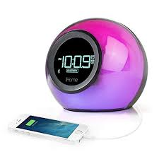 cool gift ideas for alarm clocks bluetooth and