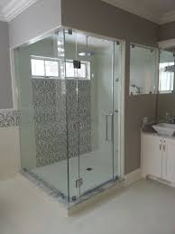 Glass Shower Doors Shower Enclosures With Fenton Glass