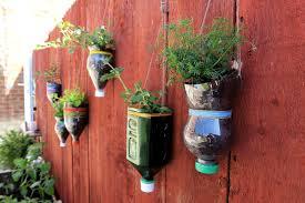 upcycled bottle planters mamaisdreaming blogspot co uk