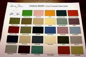 chalk paint color chart ideas pinterest the world s catalog of