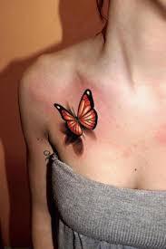 29 butterfly tattoos that are an absosluter hammer