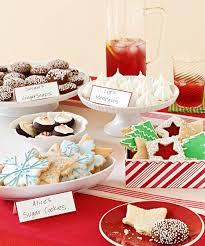 Christmas Party Host - christmas cookie exchange party ideas for cookie party swap