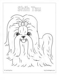 dog and puppy coloring pages kids puppy coloring pages