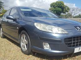 sales peugeot used peugeot 407 1 6 hdi 2008 407 1 6 hdi for sale plaine