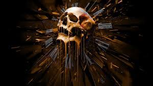 halloween background eyes dark skull time art artistic death detail evil creepy spooky