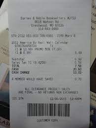 Barnes And Noble In Marlton Nj The World U0027s Best Photos Of Receipt And Store Flickr Hive Mind