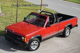 dodge shelby dakota 1989 1990 dodge dakota convertibles collection on ebay